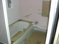浴室工事1